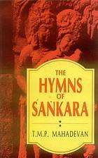 The hymns of Śaṅkara