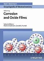 Corrosion and oxide films