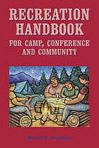 Recreation handbook for camp, conference, and community