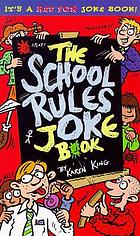 The school rules joke book