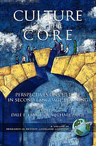 Culture as the core : perspectives on culture in second language learning