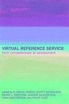 Virtual reference service : from competencies to assessment