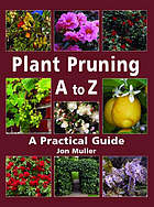 Plant pruning A to Z