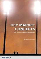 Key market concepts : [100 financial terms explained]