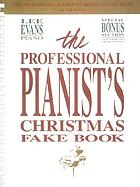 The Professional pianist's Christmas fake book