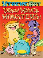 Draw manga monsters!