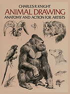 Animal drawing : anatomy and action for artists : animal anatomy and psychology for artists and laymen