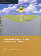 Education policy directions in Aotearoa New Zealand