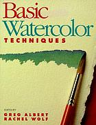 Basic watercolor techniques