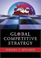 Global competitive strategy.