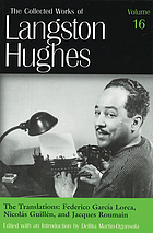The collected works of Langston Hughes Volume 16