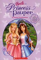Barbie as The princess and the pauper : a junior novelization