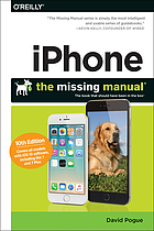 IPhone : the book that should have been in the box.