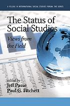 The status of social studies : views from the field