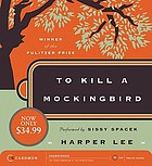 To Kill A Mockingbird [Audio Book CD]