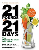 21 pounds in 21 days : the Martha's Vineyard diet detox