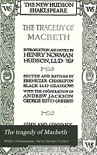 The tragedy of Macbeth;