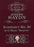 Symphony no. 94 in G major : Surprise