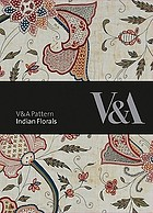 V&A pattern. Indian florals