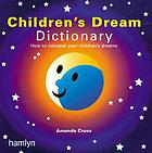 Children's dream dictionary