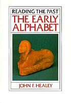 The Early Alphabet cover image