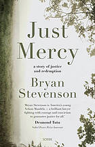 Just Mercy book cover