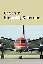 Careers in hospitality & tourism