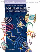 Popular music : in the 20th century