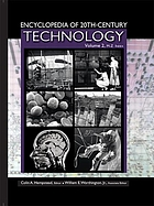 Encyclopedia of 20th-century technology