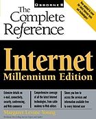 Internet : the complete reference