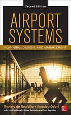 Airport systems : planning design, and management
