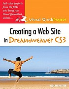 Creating a web page in Dreamweaver CS3