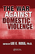The War against Domestic Violence cover image