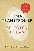 Tomas Tranströmer : selected poems, 1954-1986