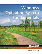Windows operating system fundamentals, exam 98-349