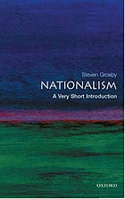 Nationalism : a very short introduction