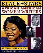 African American women writers