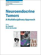 Neuroendocrine tumors : a multidisciplinary approach