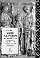Ancient Greek agriculture : an introduction