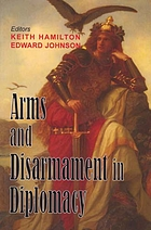 Arms and disarmament in diplomacy