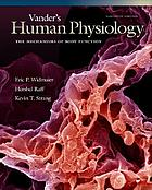 Vander's human physiology : the mechanisms of body function.