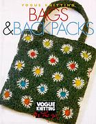 Vogue knitting bags & backpacks.