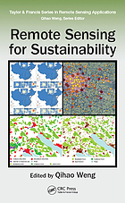 Remote sensing for sustainability