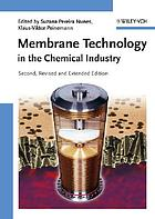 Membrane technology in the chemical industry