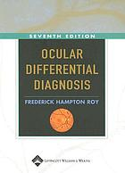 Ocular differential diagnosis