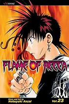 Flame of Recca. Vol. 23