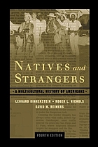 Natives and strangers : a multicultural history of Americans