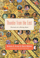 Thunder from the East : portrait of a rising Asia