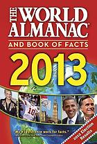 The world almanac and book of facts, 2013