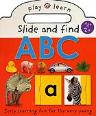 Slide and find ABC